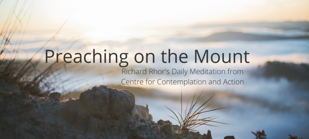 """Preaching """"On the Mount"""""""